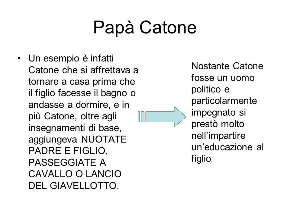Papà Catone