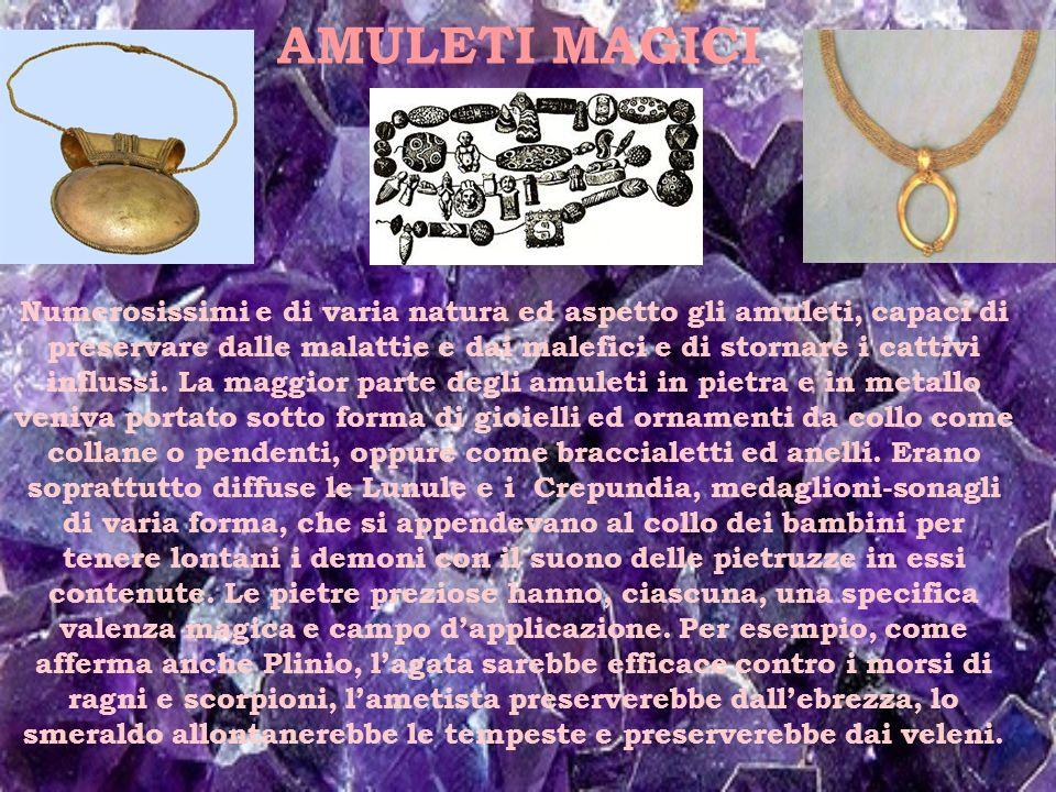 AMULETI MAGICI