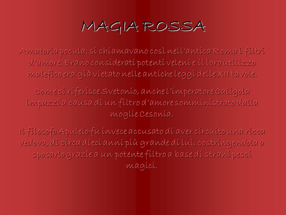 MAGIA ROSSA