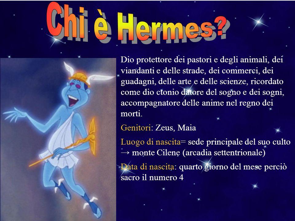 Chi è Hermes