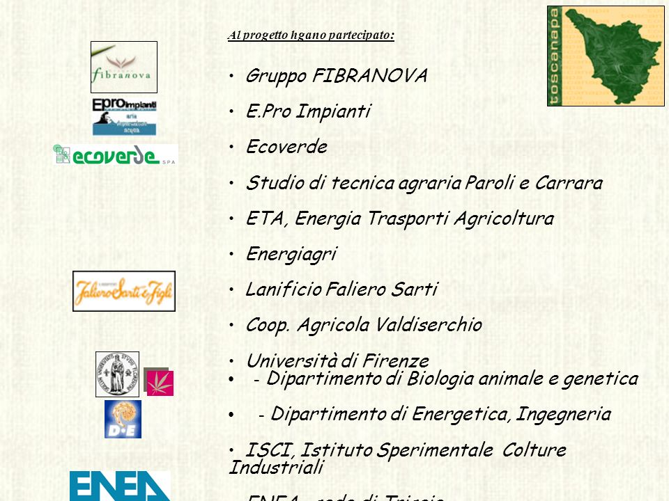 Studio di tecnica agraria Paroli e Carrara