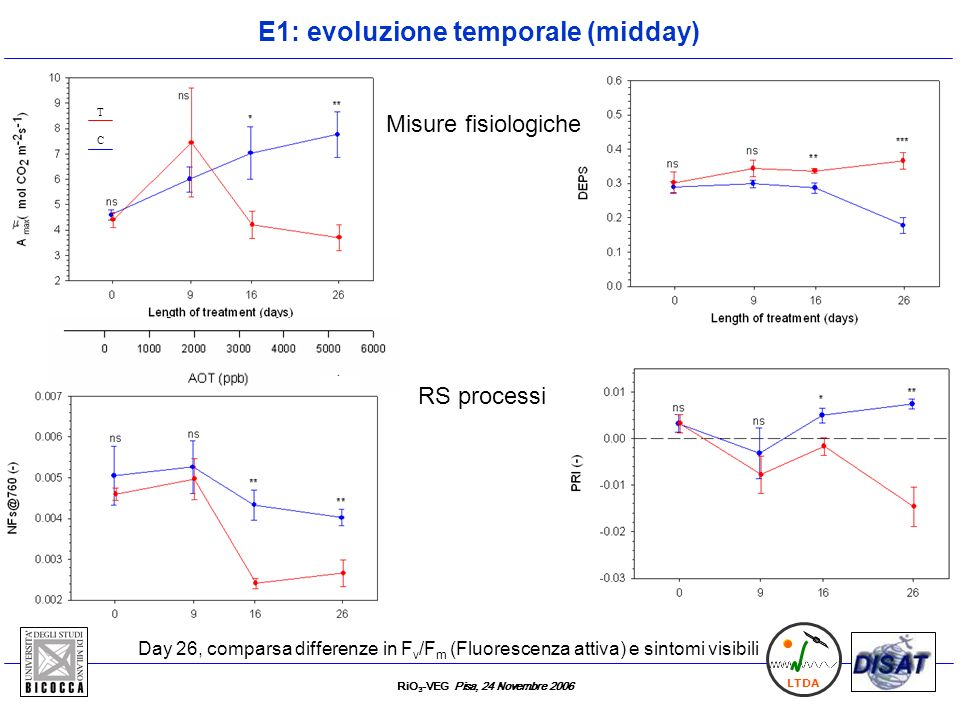 E1: evoluzione temporale (midday)