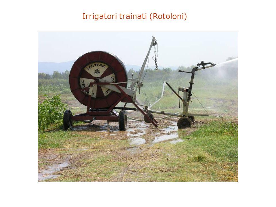 Irrigatori trainati (Rotoloni)