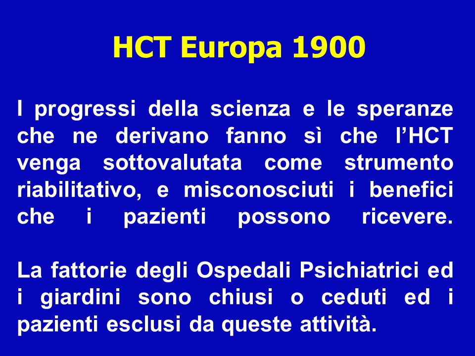 HCT Europa 1900