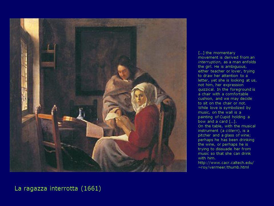 La ragazza interrotta (1661)