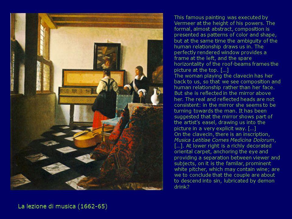 La lezione di musica (1662-65)