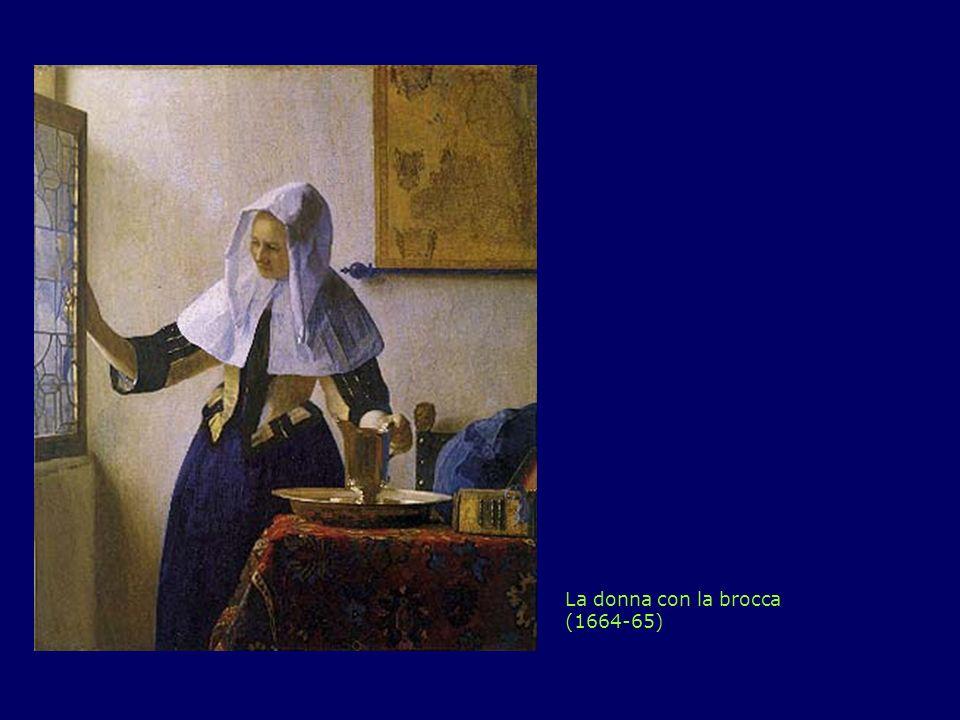 La donna con la brocca (1664-65)