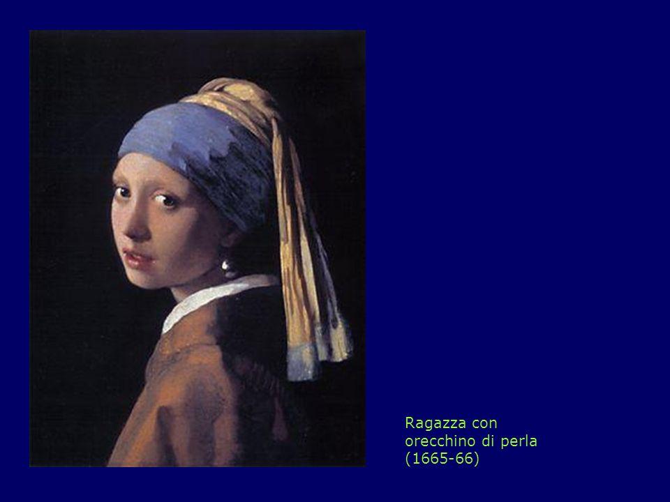 Ragazza con orecchino di perla (1665-66)