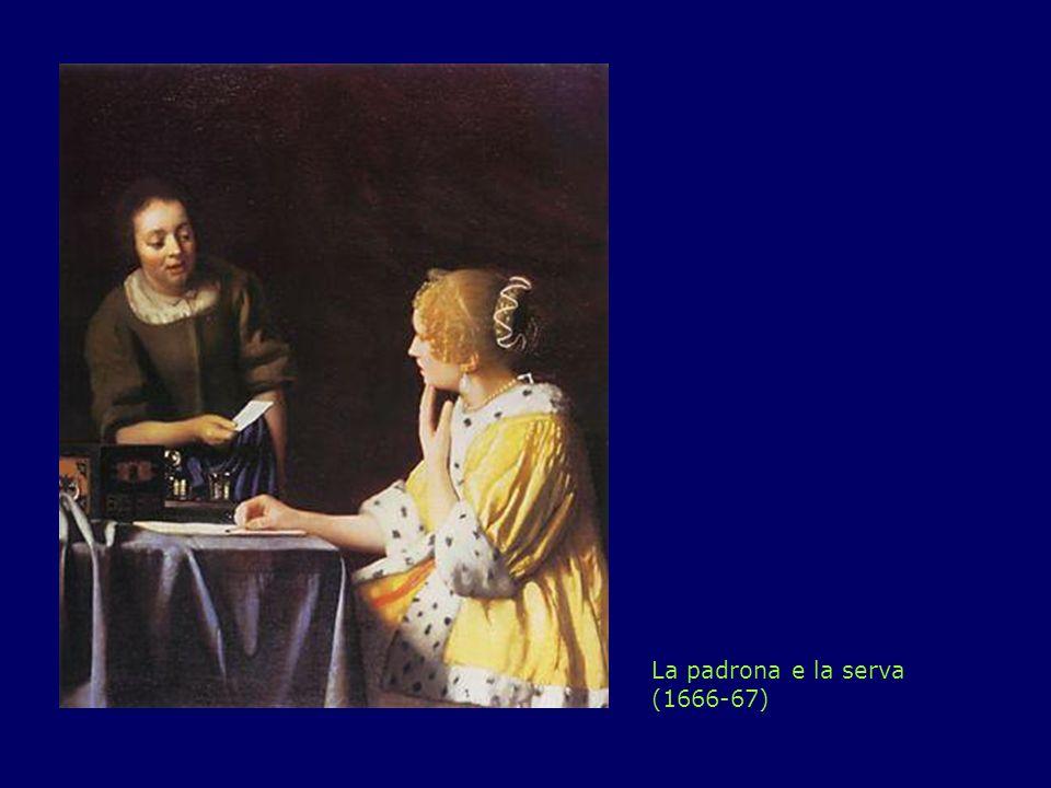 La padrona e la serva (1666-67)