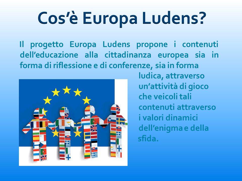 Cos'è Europa Ludens