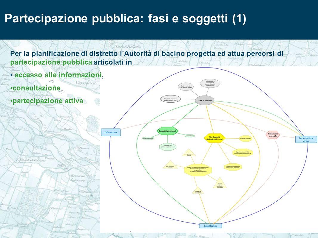 Partecipazione pubblica: fasi e soggetti (1)