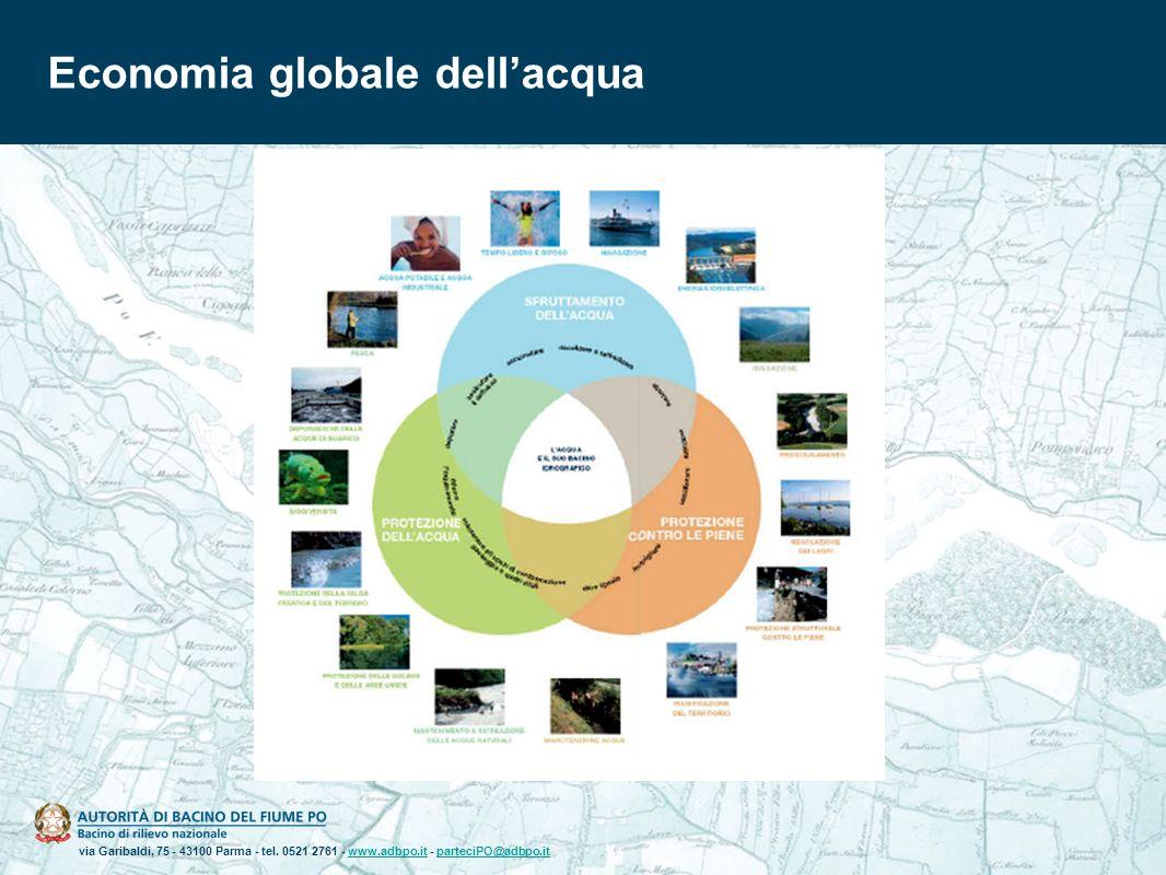Economia globale dell'acqua