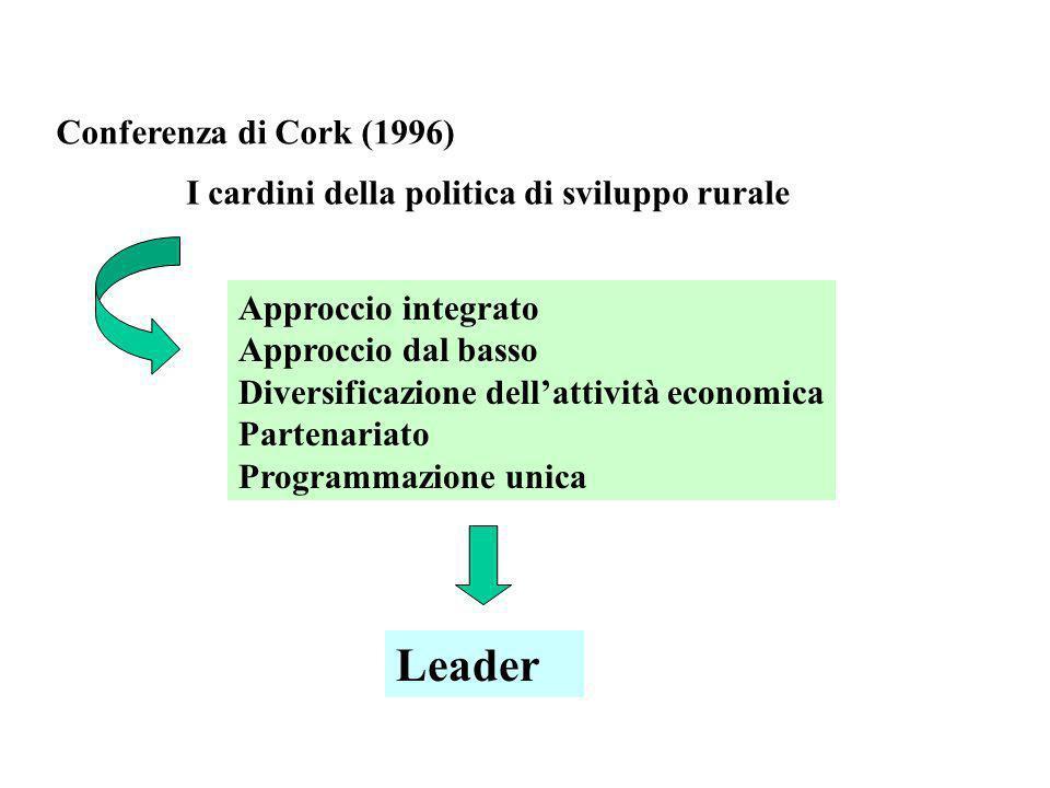 Leader Conferenza di Cork (1996)