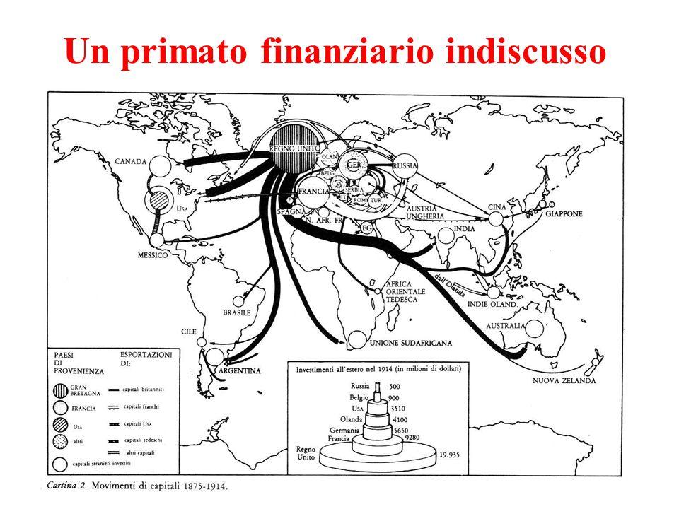 Un primato finanziario indiscusso