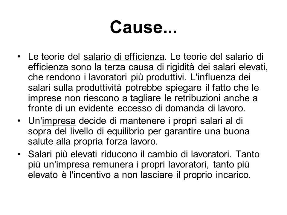 Cause...