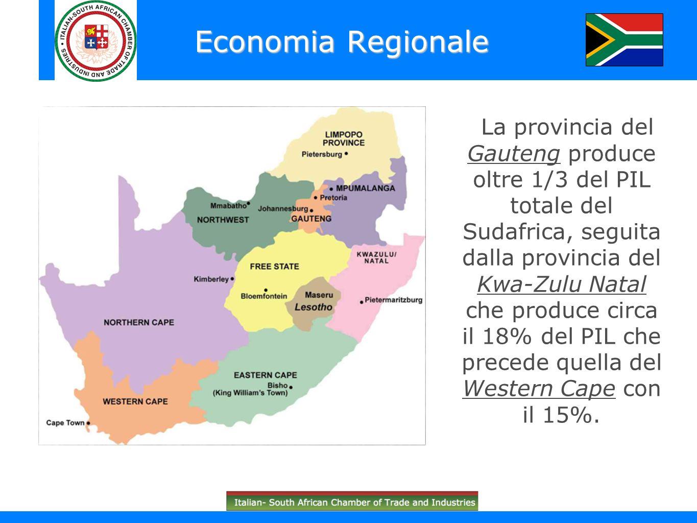 Economia Regionale