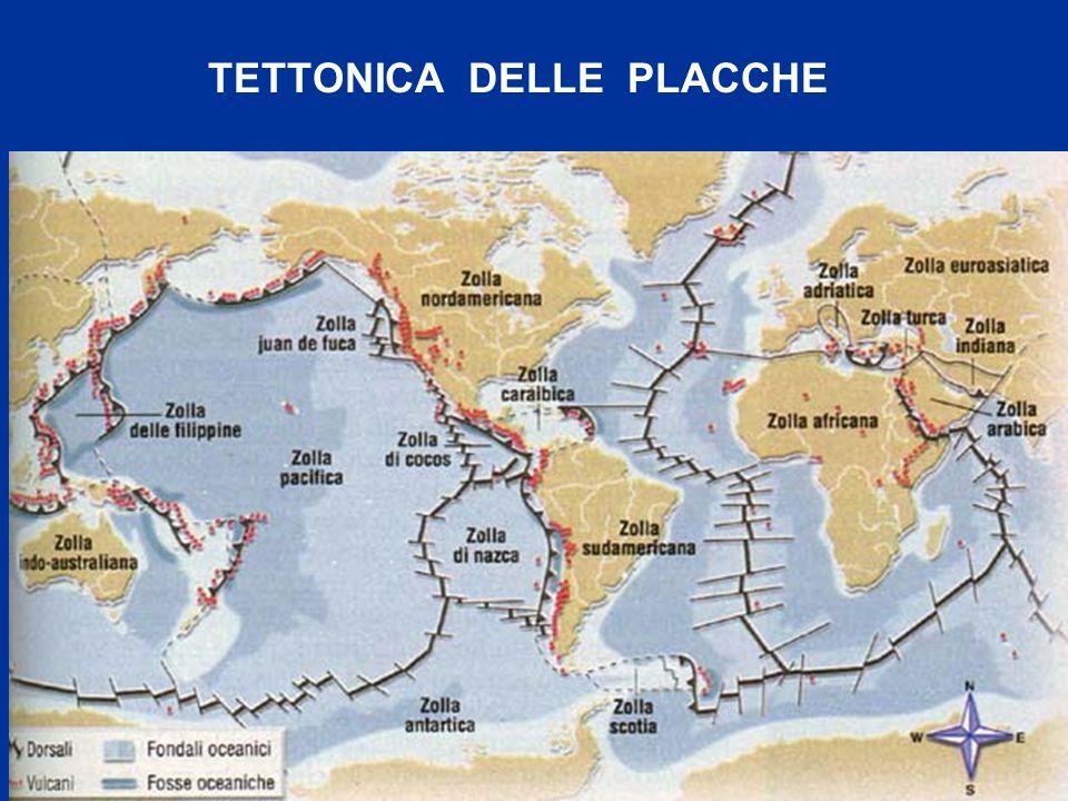 TETTONICA DELLE PLACCHE