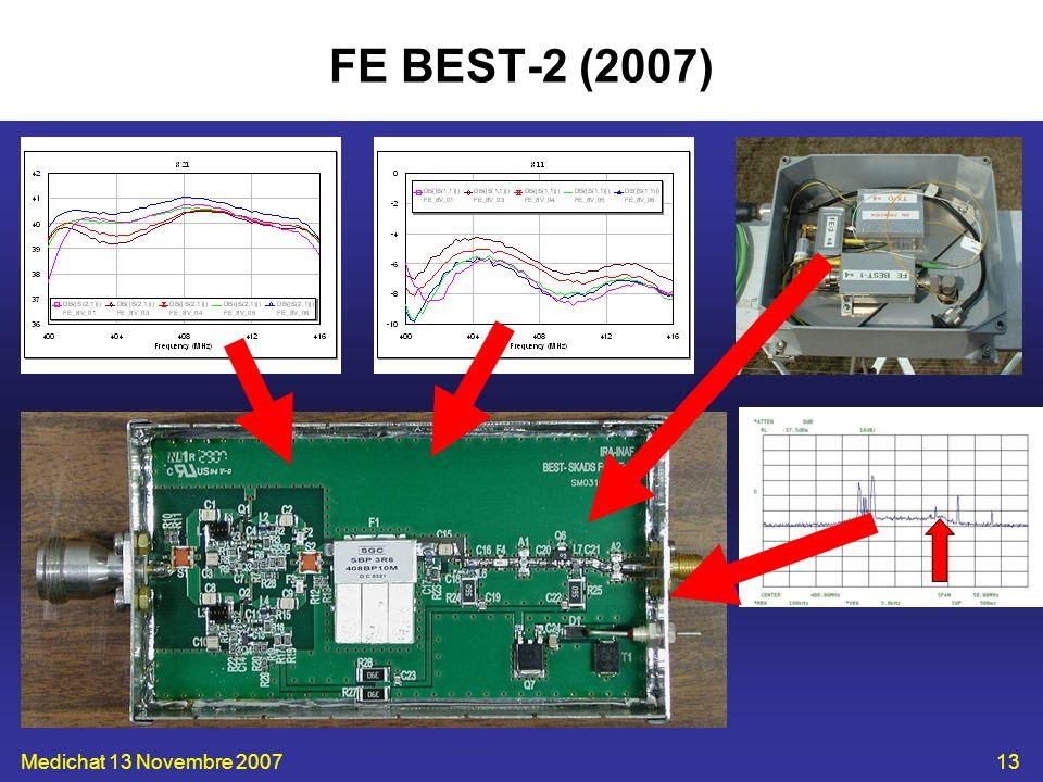 FE BEST-2 (2007) Medichat 13 Novembre 2007