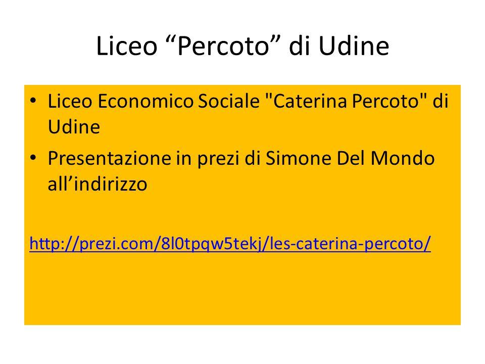 Liceo Percoto di Udine