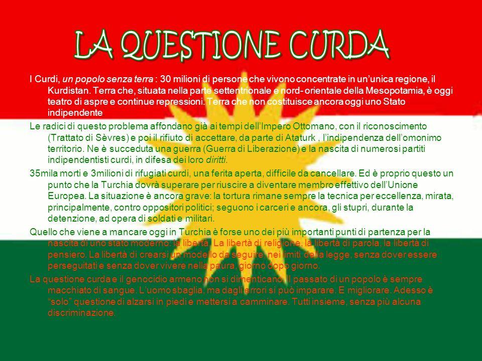 LA QUESTIONE CURDA