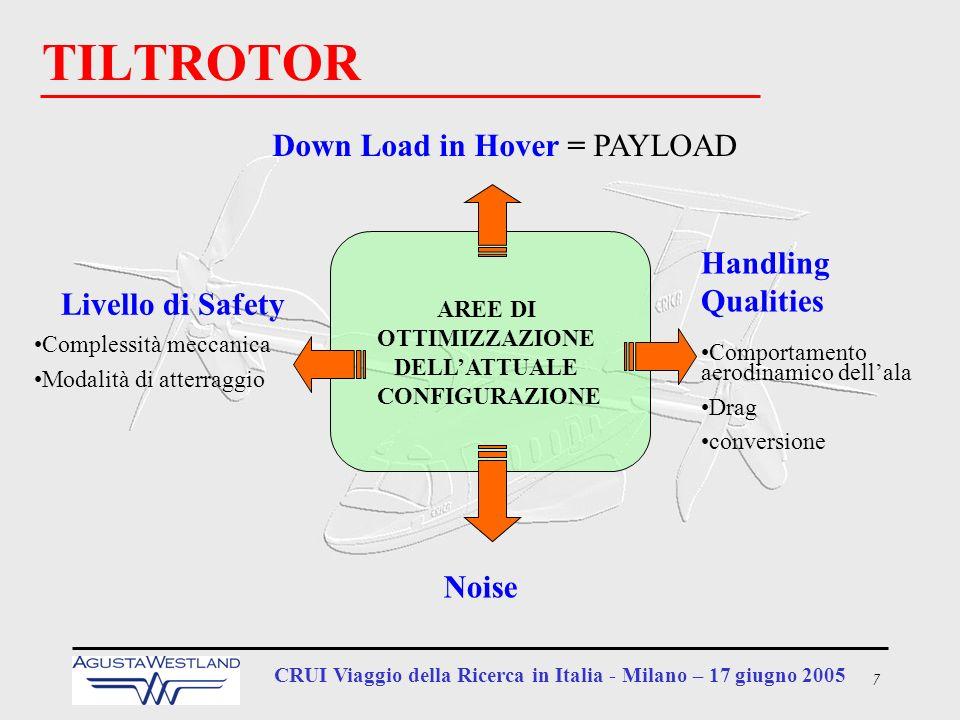 CRUI Viaggio della Ricerca in Italia - Milano – 17 giugno 2005