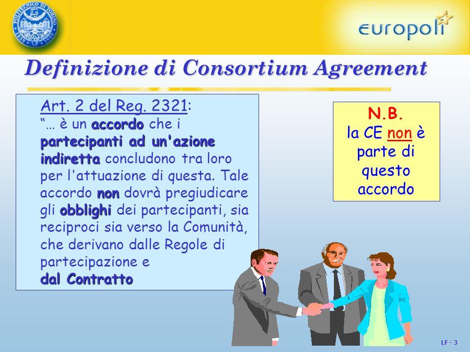 la CE non è parte di questo accordo