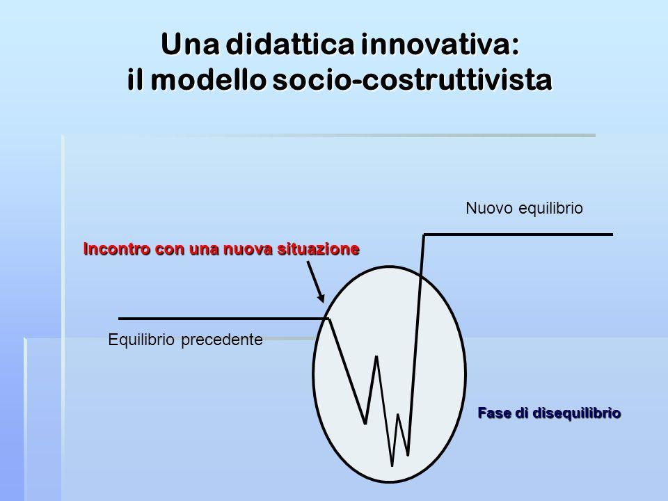 Una didattica innovativa: il modello socio-costruttivista