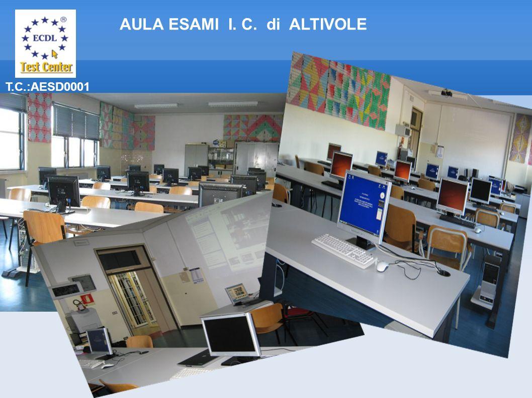 AULA ESAMI I. C. di ALTIVOLE