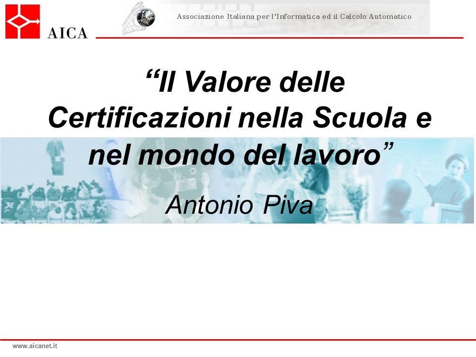Il Valore delle Certificazioni nella Scuola e