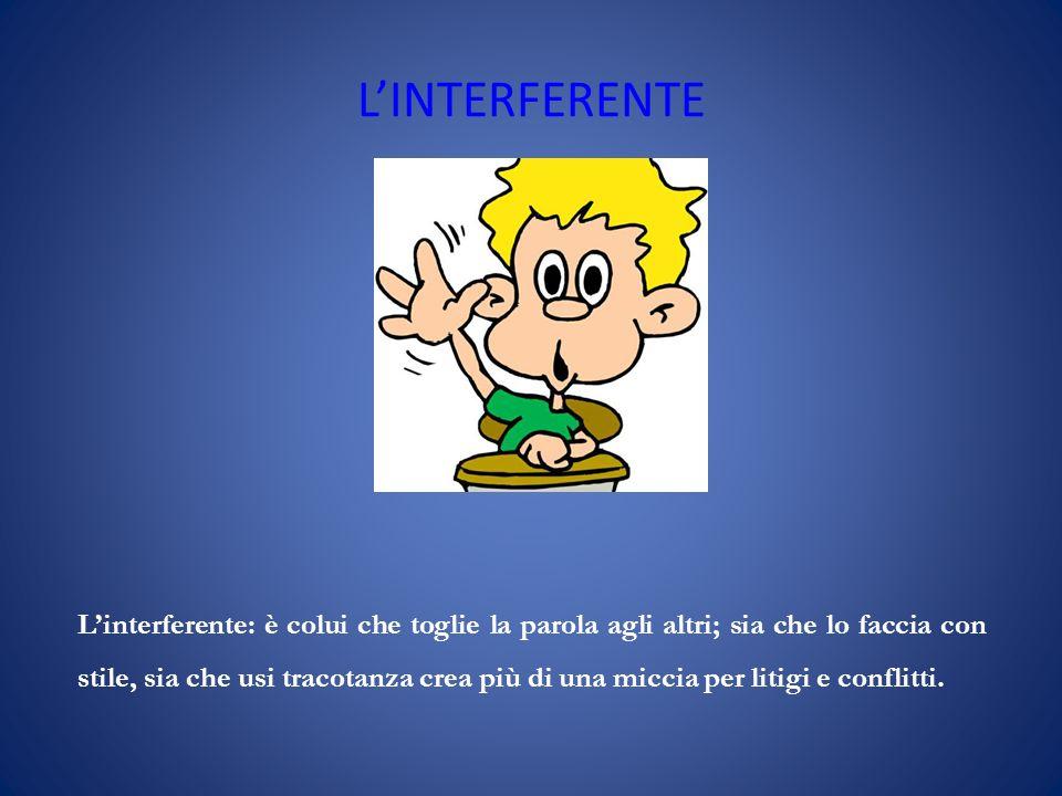 L'INTERFERENTE
