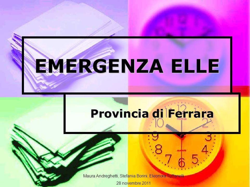 Maura Andreghetti, Stefania Borini, Eleonora Tuffanelli