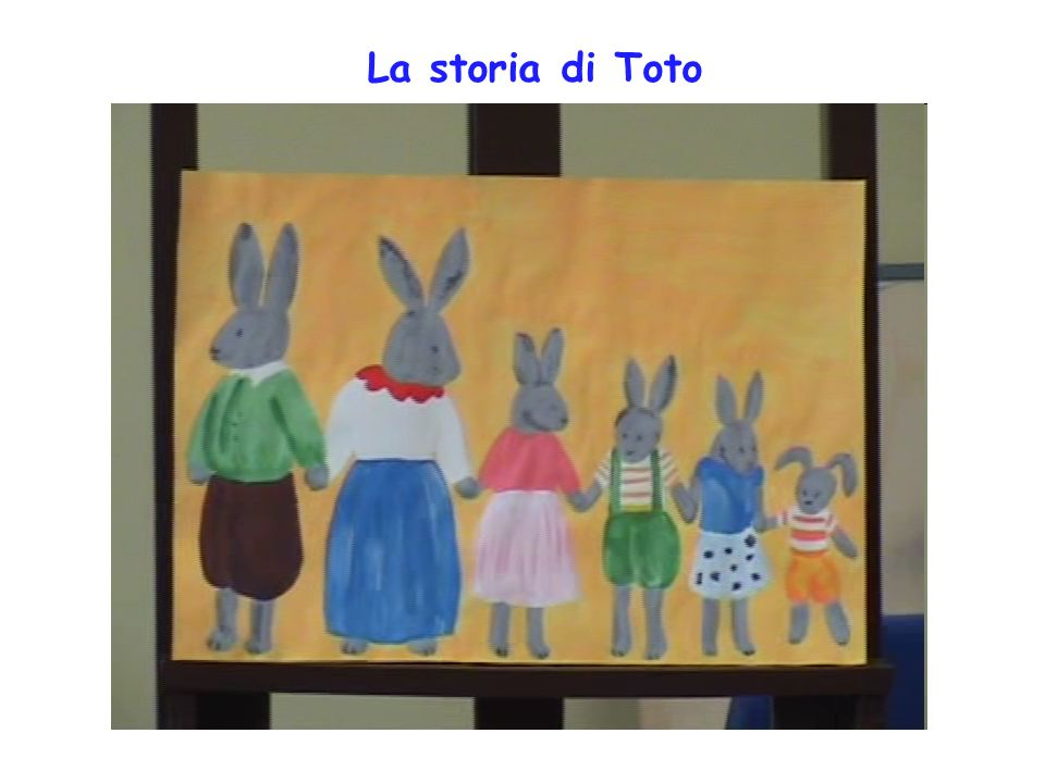 La storia di Toto LA STORIA DI TOTO