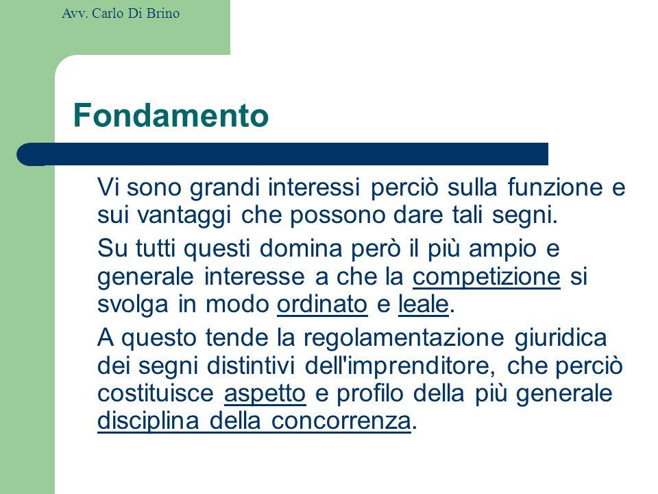 FondamentoVi sono grandi interessi perciò sulla funzione e sui vantaggi che possono dare tali segni.