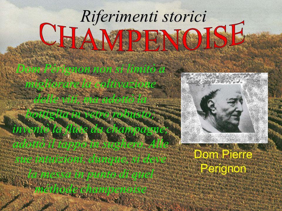 Riferimenti storici CHAMPENOISE
