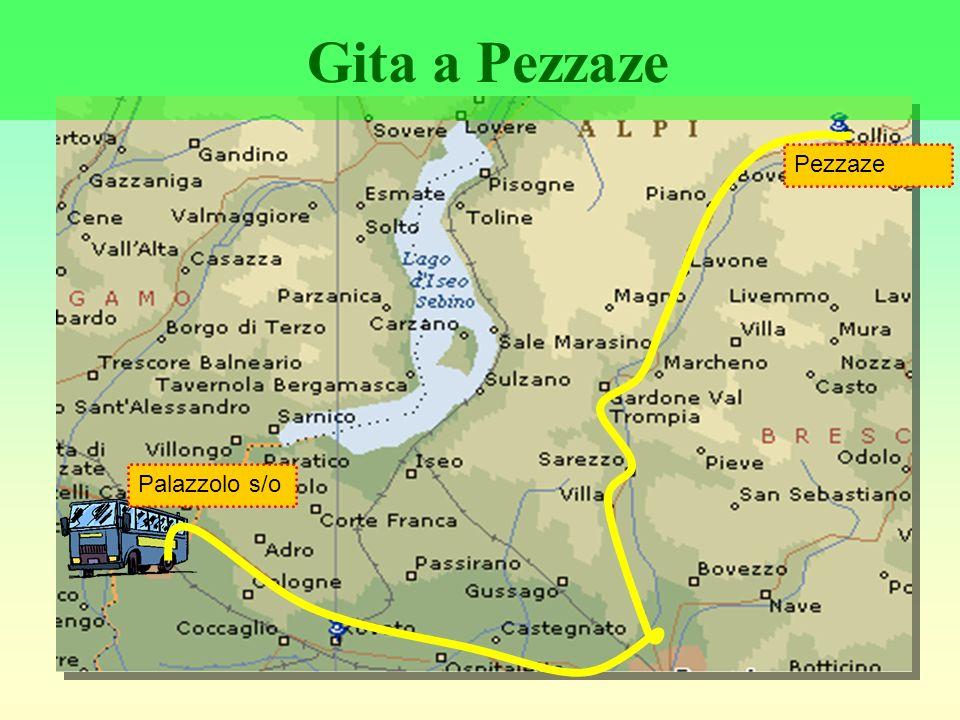 Gita a Pezzaze Pezzaze Palazzolo s/o