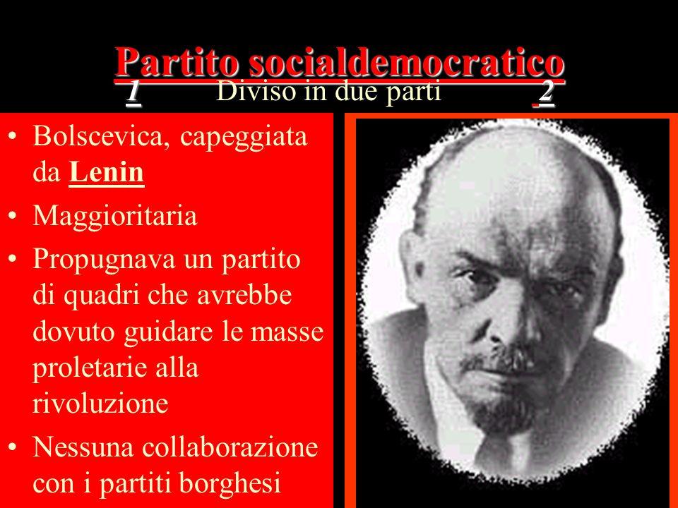 Partito socialdemocratico