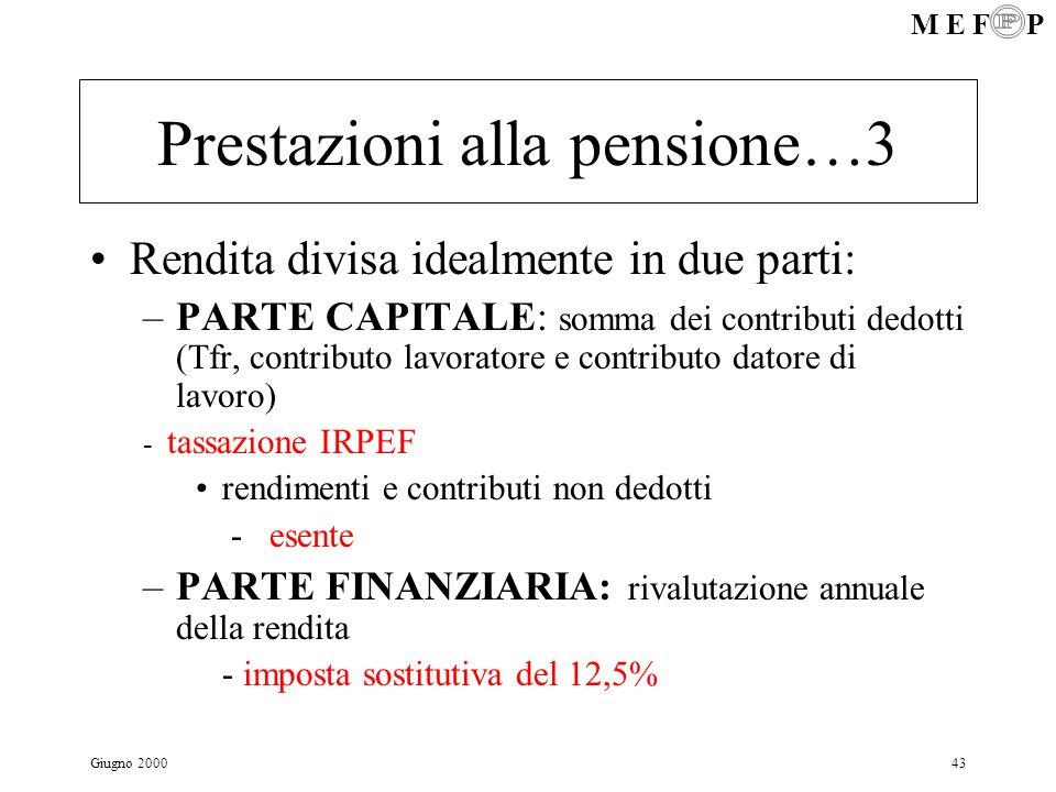 Prestazioni alla pensione…3