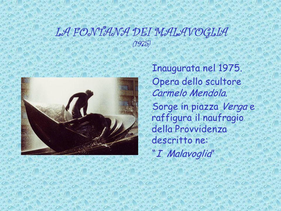 LA FONTANA DEI MALAVOGLIA (1975)