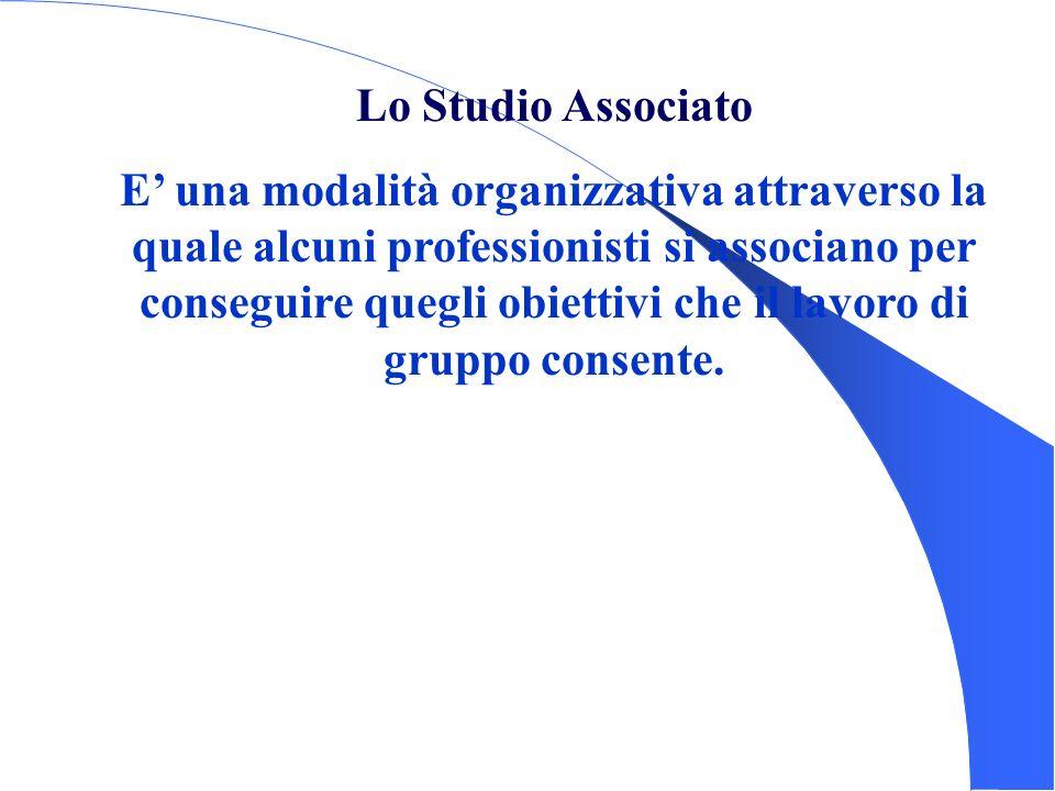 Lo Studio Associato