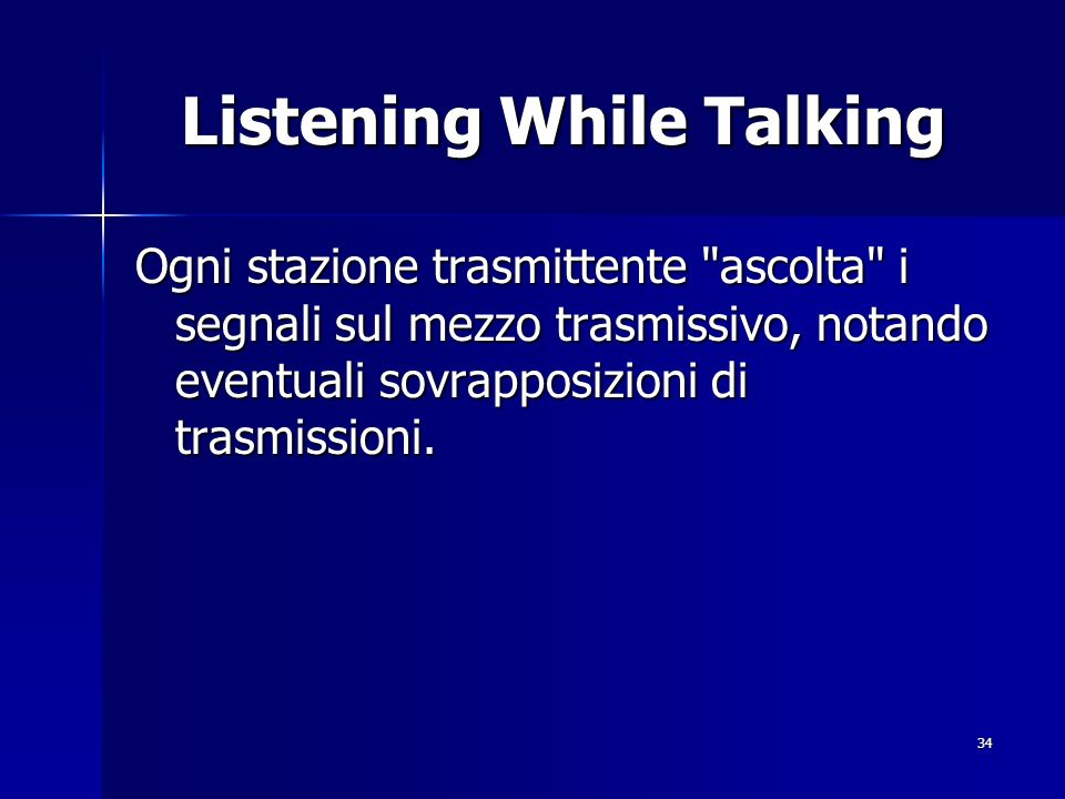 Listening While Talking