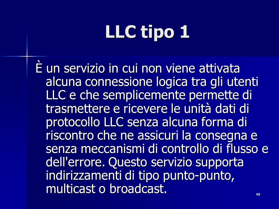 LLC tipo 1