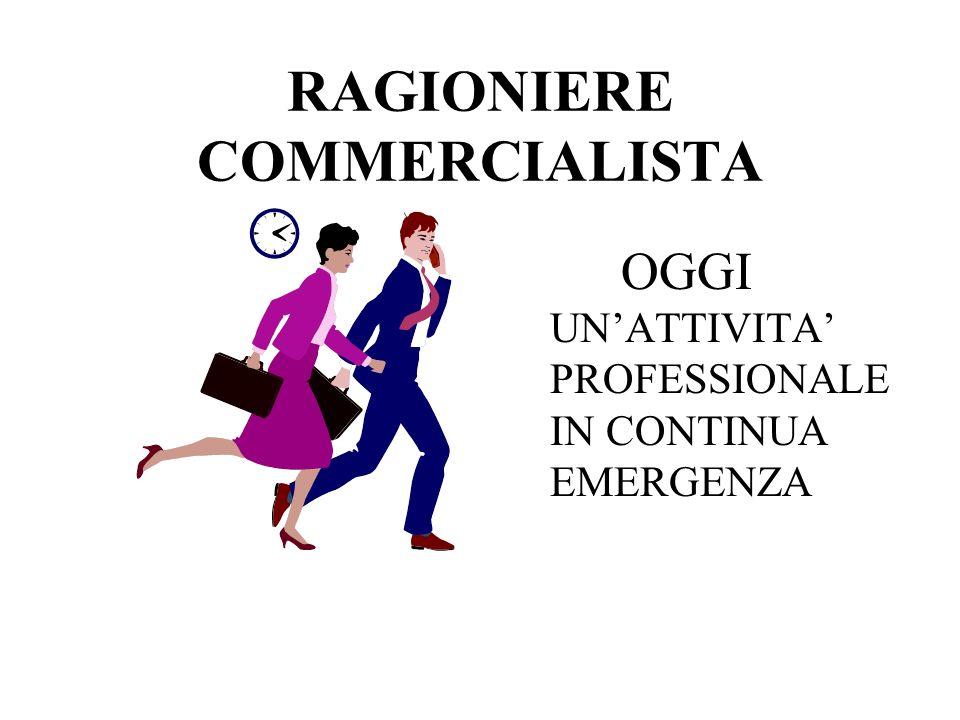 RAGIONIERE COMMERCIALISTA