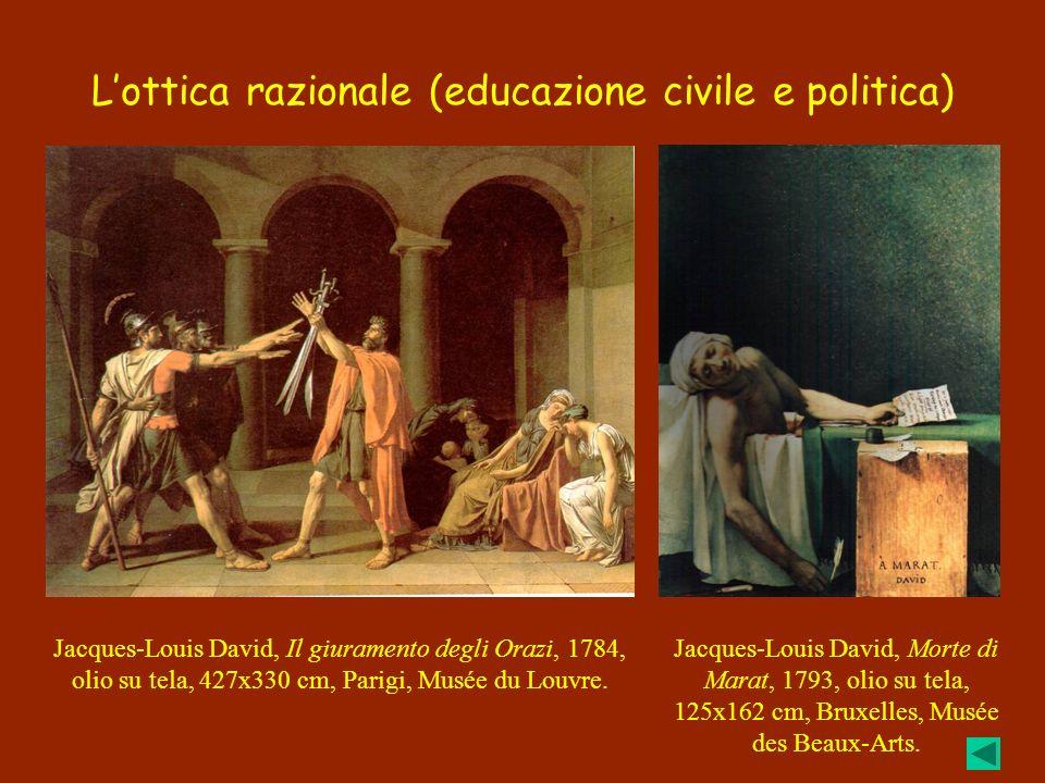 L'ottica razionale (educazione civile e politica)