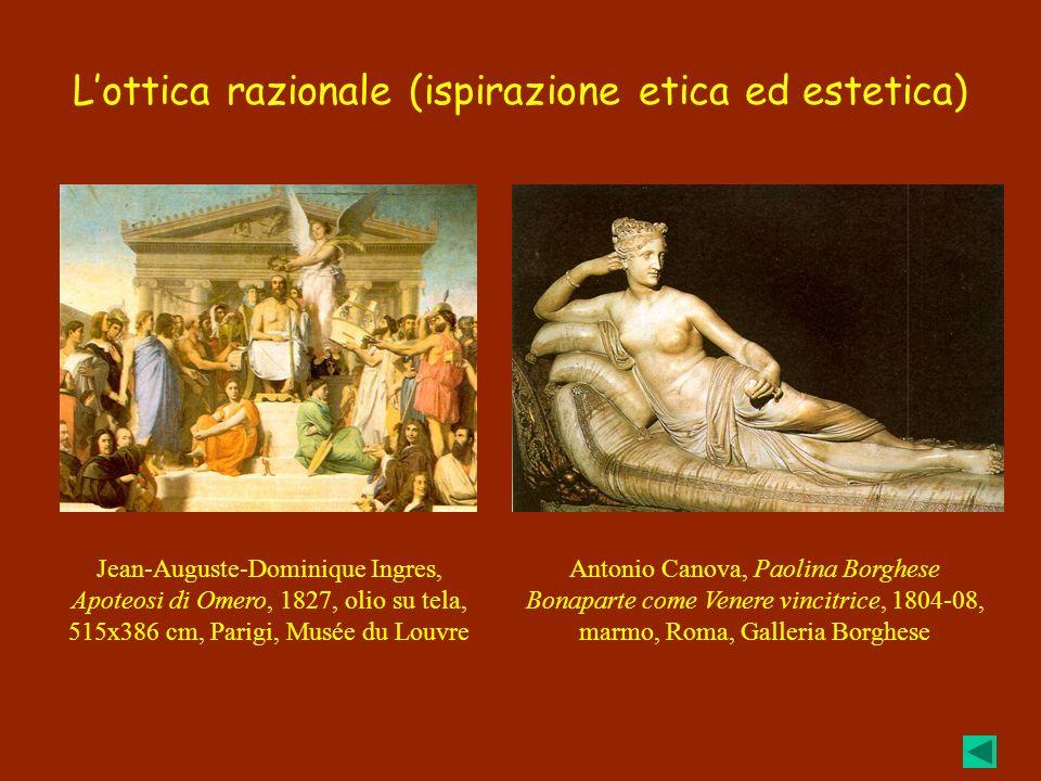 L'ottica razionale (ispirazione etica ed estetica)