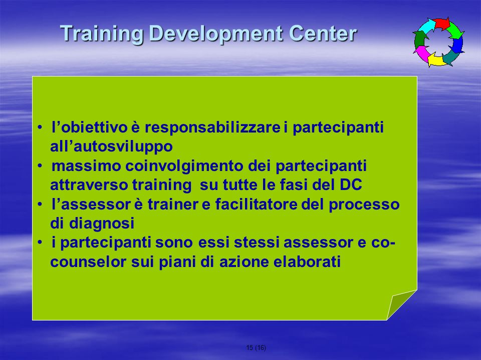 Training Development Center