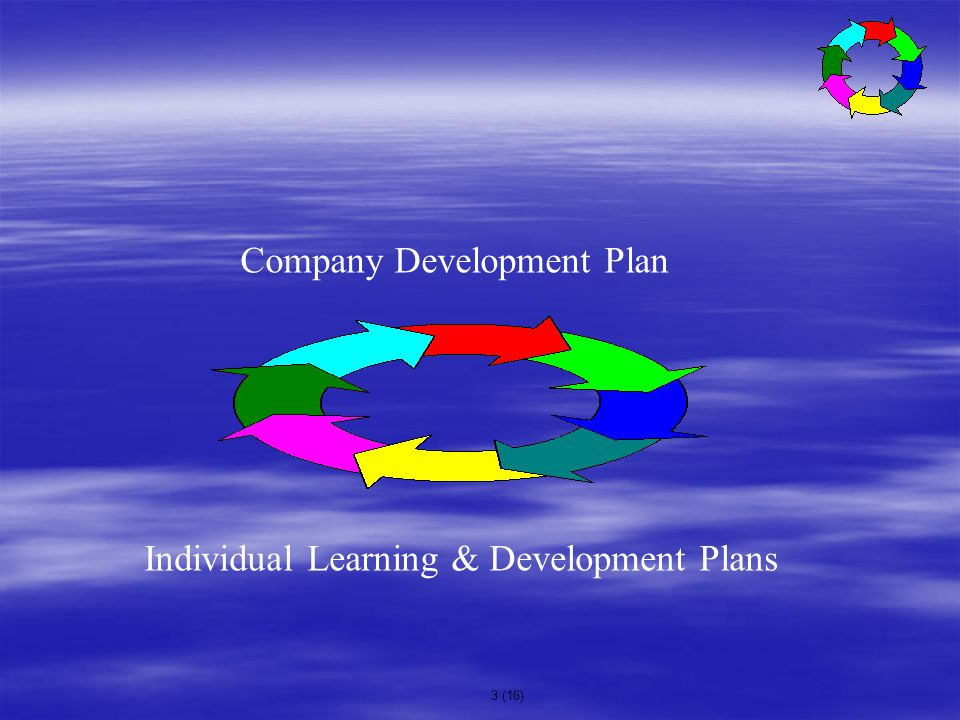 Company Development Plan