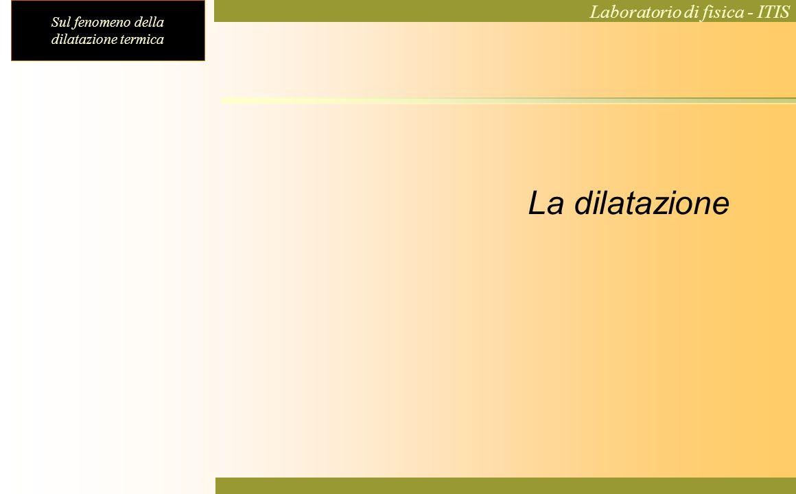 La dilatazione