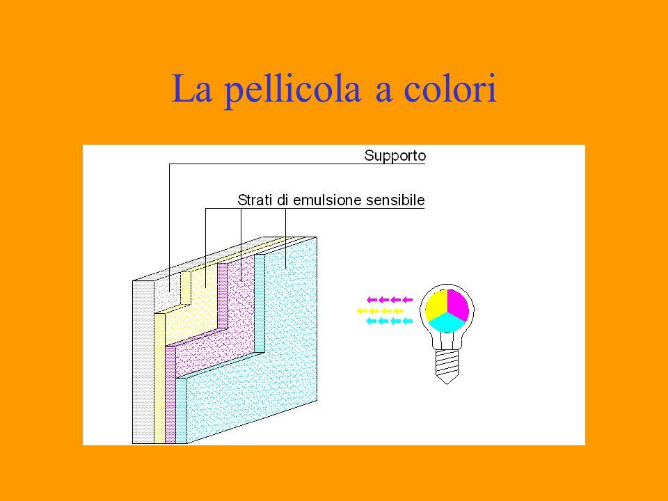 La pellicola a colori