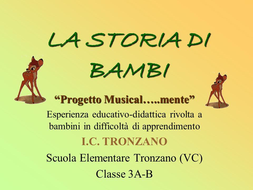 Progetto Musical…..mente