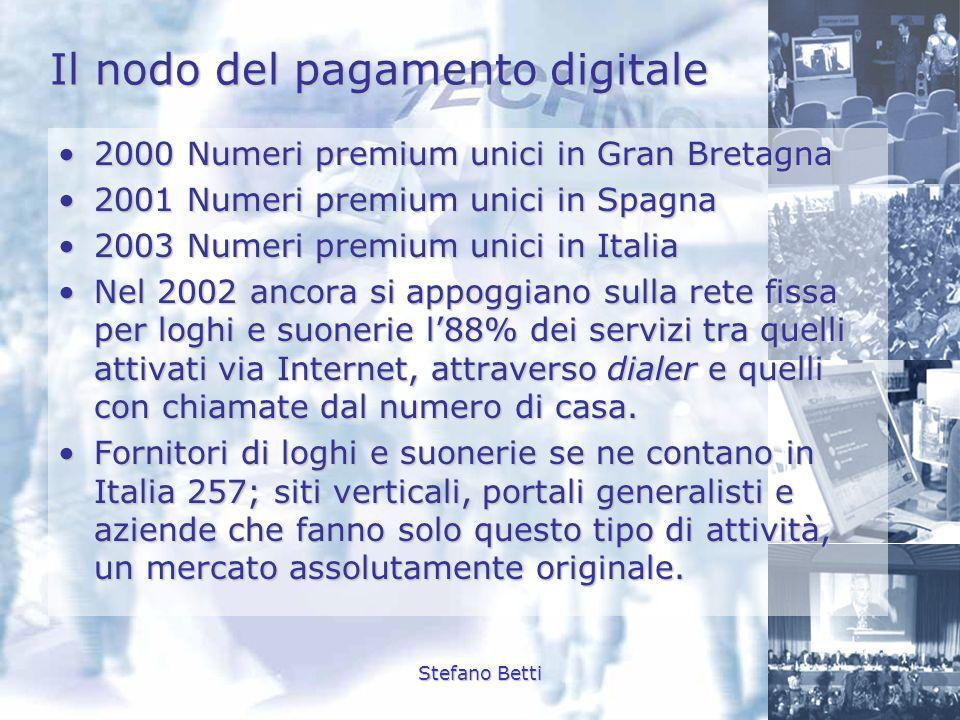 Il nodo del pagamento digitale